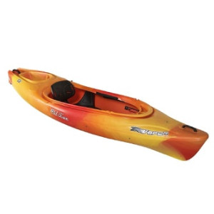 old town recreational kayak