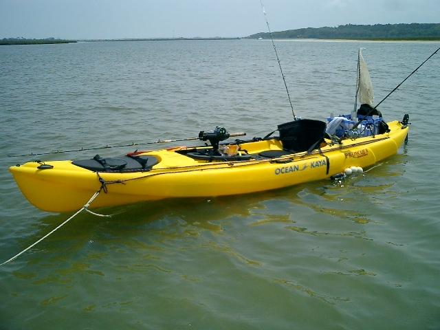 Ocean Kayak Prowler 13 Angler Kayak An Awesome Fishing Kayak?