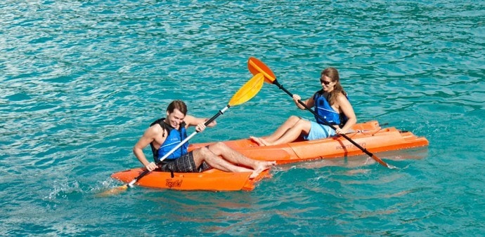 Point 65 Tequila Kayak – Effortless & Comfortable Modular Kayak?